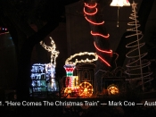 041. Here Comes The Christmas Train