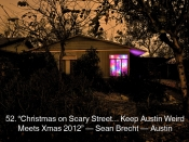 052. Christmas on Scary Street...
