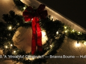 080. A \'Wreathful\' Christmas!!
