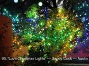 095. Love Christmas Lights
