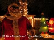 098. Santa Seeing Double