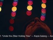 161. Under the Zilker Holiday Tree