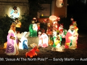 188. Jesus At The North Pole?