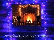 030. Old School Christmas