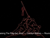 020. Raising The Flag-Iwo Jima