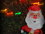 023. Santa\'s Coming at the Speed of Light