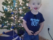 004. Nothing Like a 2nd Birthday Right Before Christmas