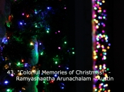 043. Colorful Memories of Christmas!