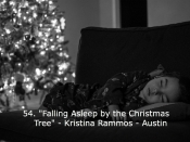 054. Falling Asleep by the Christmas Tree