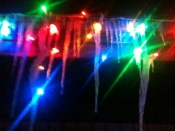 007. Rainbow Icicles