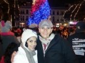 008. San Antonio Lighting of the Tree