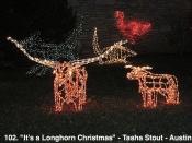 102. Its a Longhorn Christmas