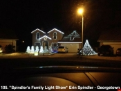 105. Spindlers Family Light Show