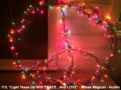 113. Light Up Texas With Peace