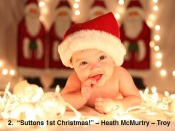2. Suttons 1st Christmas!