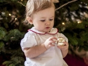 23. Emmy's First Christmas