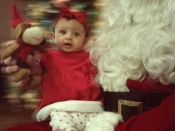 26. Lauren's First Christmas