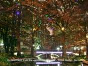 43. Silent Night Under the Lights on the Riverwalk