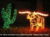 50. Merry Christmas From Longhorn Country
