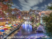 6.  Christmas on the San Antonio River