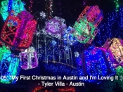 105. My First Christmas in Austin and I'm Loving It :)