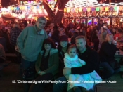 115. Christmas Lights With Family From Overseas