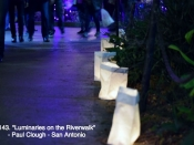 143. Luminaries on the Riverwalk