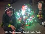 164. Christmasaurus