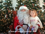 058. Santa and Cheyenne