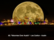 065. Moonrise Over Austin
