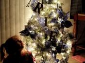 066. Ariel's Christmas Tree