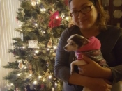 179. Debra and Asia Christmas 2016