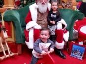 217. Santa I Said a Real Reindeer!