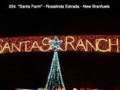 254. Santa Farm