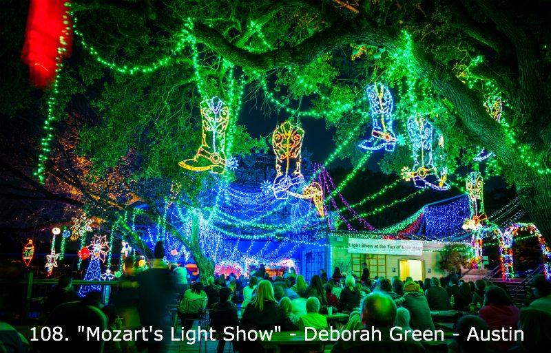 Mozart's Light Show
