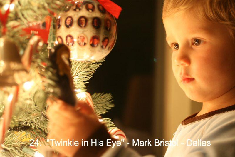 Twinkle in His Eye