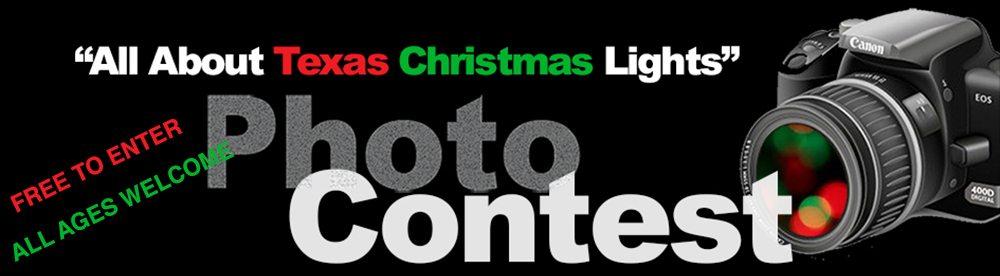 All About Texas Christmas Lights - 2017 Photo Contest